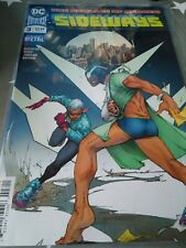 Sideways - DC Universe (The New Age of Heroes!) issue 3 (Dark Knights Metal)