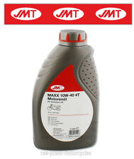 Suzuki AN 250 Burgman 1999 JMC Fully Synth Engine Oil 10W 40 1 Ltr