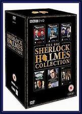 SHERLOCK HOLMES - BBC COLLECTION  ***BRAND NEW DVD BOXSET***