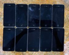 LOT OF 10 Apple iPhone 4s -8GB-16GB - Black AS IS FOR PARTS ONLY