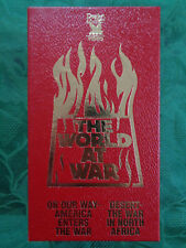 Reader's Digest The World At War VHS Video Vol 4 America Enters; War in N Africa
