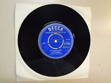 "WARRIORS: (w/Jon Anderson Of YES) You Came Along-U.K. 7"" 1964 Decca F.11926 Demo"