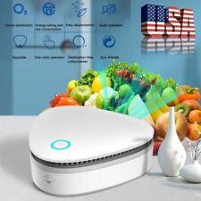 Mini Ozone Generator Ozonator Usb Home Use Air Purifier Water Food Disinfection