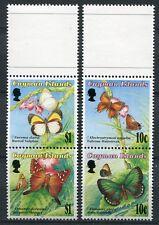Kaiman-Inseln Cayman 1994 Schmetterlinge Butterflies 712-715 Postfrisch MNH