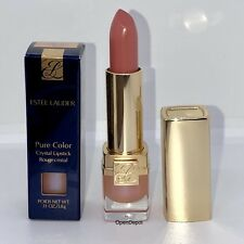 ESTEE LAUDER PURE COLOR CRYSTAL LIPSTICK - Crystal Baby (PCCL 01 SHIMMER) BNIB