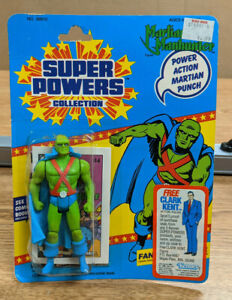 Kenner DC Super Powers Collection Martian Manhunter Action Figure - Sealed