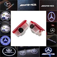 Ajuste Mercedes Benz CREE LED Proyector Luz de puerta de coche luz de logotipo de entrada de cortesía