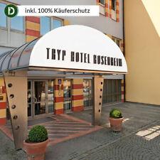 2ÜN/2Pers. Städtereise  4*TRYP by Wyndham Rosenheim Hotel Oberbayern Chiemgau