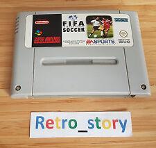 Super Nintendo SNES Fifa International Soccer PAL