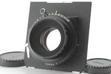 【TopMint】 Nikon Nikkor M300 f9 COPAL 1 Large Format Lens from Japan #91-53563
