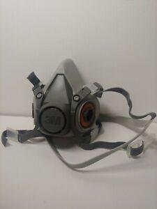 3M 6200 Performance Respirator Medium NO FILTERS