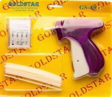 "Quilter's Basting Gun 1 gun , 5 needles and 500 1/4"" fine tagging gun fasteners"