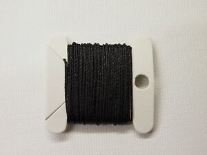 Very strong thread  and bobbins