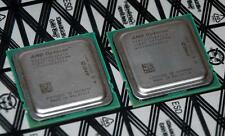 Pair 2x AMD Opteron 2220 CPU Processor 2.8GHz Dual-Core Socket F - OSA2220GAA6CX