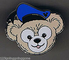 Donald Duck Duffy's Hats Teddy Bear Hat 2013 Hidden Mickey Disney Pin 94981