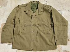 US Army M41 Vintage EM Feldjacke Field Jacket Uniform Gr 44-L WKII WW2 Tunic