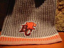 Men's REEBOK CFL B.C. BC LIONS Beanie Toque Winter Hat Football Grey