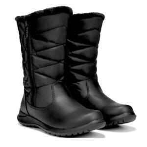 Sporto Women's Boots Everett Black Size: 10