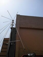 New Wide Band Discone Broad Band Antenna 25-1300Mhz Max.200W SO-239 HT/Scanner