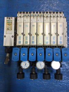Festo VMPA-KMS1-24-5  (7 valve)