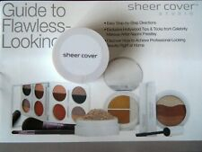 New Sealed Sheer Cover Conceal&Brighten Trio Light/Medium 3.7g
