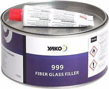 Fiberglass Body Filler 1.5kg with hardener Premium Quality Fill Rusty Large Hole