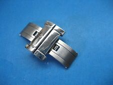 BULOVA 96D18 PARTS CLASP MEN'S WATCH STAINLESS STEEL 22.00 MM LINK