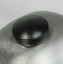 Black Vented CAM Bayonet Style Gas Cap Replaces Harley 61103-36 Chopper Bobber