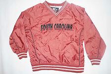 USC Carolina Gamecocks KIDS Youth Pull Over Jacket Small Starter NCAA Football