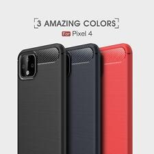 For Google Pixel  3 XL / 3a XL 4 XL Shockproof Slim Fit  Case Bumper Back Cover