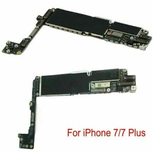 Unlocked 32GB/128GB Main Motherboard Logic Board for iPhone 7 Plus/iPhone 7