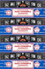 60g Super Hit Incense & 60g Nag Champa 8 Boxes 15 Grams per Box