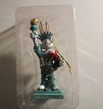 Bugs Bunny NYC Stautue Of Liberty WB Store Ornament MIB Rare