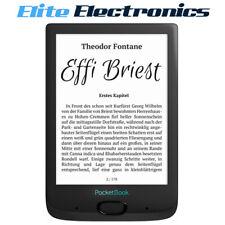 """PocketBook Basic 4 eBook Reader 15.2 cm 6"""" HD Screen Black eReader"""