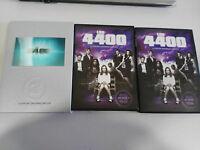 LOS 4400 TERCERA TEMPORADA 3 COMPLETA SEASON 3 - 4 DVD CASTELLANO ENGLISH