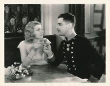 RAMON NOVARRO HELEN CHANDLER Original Vintage 1931 DAYBREAK MGM Studio Photo