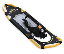 NEW Faber mountain trek snowshoes - 10 x 34 in