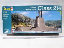 Revell 05056 U-Boot Submarine class 214 1:144 Box es sealed 2417 -