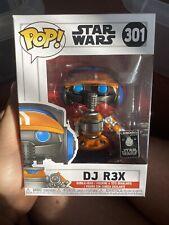 Funko Pop Star Wars DJ R3X Galaxy Edge Exclusive