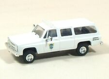 HO 1/87 Trident # 90136  4 x 4 Chevrolet Suburban  Colorado State Patrol Vehicle