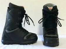 32 Lashed Mens Snowboard Boots Black Gray Size Mens 8 NEW