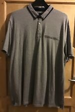 Tailor&cutter Mens Polo T-shirt Size 3xl Slim Fit