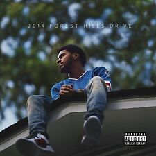 """J. Cole Forest Hills Drive poster wall art decoration photo print 24x24"""" inches"""