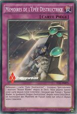 ♦Yu-Gi-Oh!♦ Mémoires de l'Epée Destructrice : TDIL-FR075 -VF/COMMUNE-
