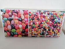 1000 Piece jigsaw Puzzles sweets, Candy Beans, Jelly Beans