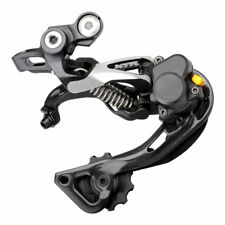 NEW Shimano XTR RD-M986 Shadow+ 10-Speed MTB Rear Derailleur Medium Cage Black