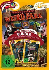 Weired Park 1+2 Sunrise Games PC Spiel Wimmelbild Neu & OVP