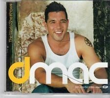 (EW428) Dmac, The World She Knows - 2002 CD
