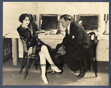"""1920s Broadway """"Burlesque"""" Young Barbara Stanwyck Oversized Photo by White - BB"""