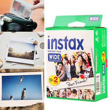20 Sheets Photo Picture Paper for Fujifilm INSTAX Instant Film Camera 200/210/30